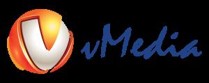 v Media logo