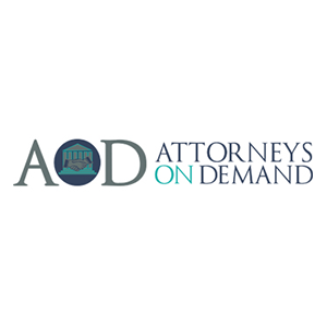 Attorneys On Demand Logos Logo