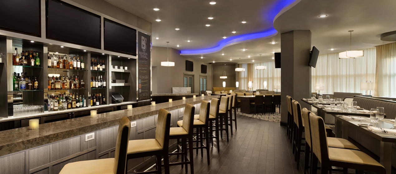 Hilton Meadowlands Lounge Bar