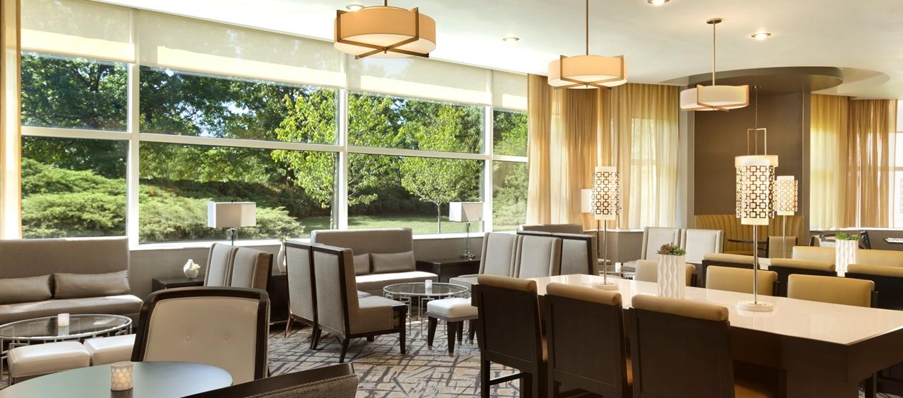 Hilton Meadowlands Lounge