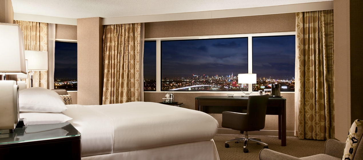 Hilton Meadowlands Room Interior