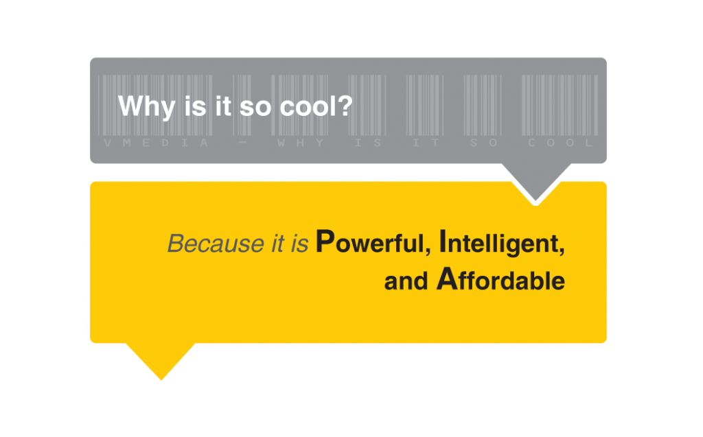 Why is it so cool? Because it's powerful intelligent and affordable