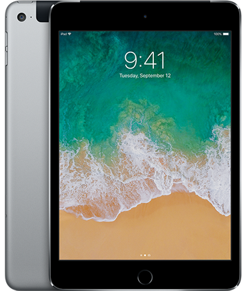 Apple iPad Mini 4 128 GB (Wi-Fi + Cellular)
