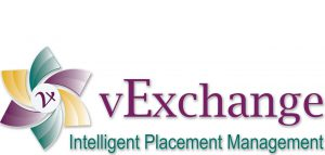 v Exchange logo