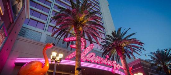 Flamingo Hotel & Casino Exterior