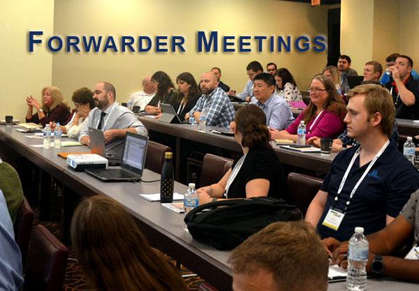 Forwarder Meetings