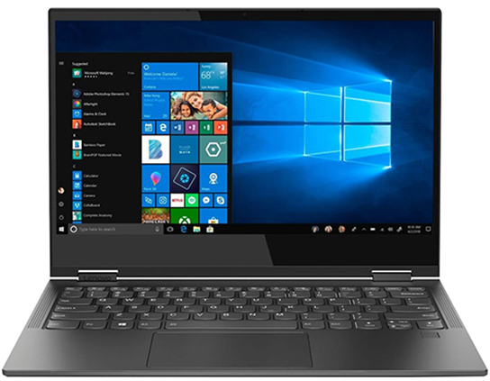 "Lenovo - Yoga C630 WOS 2-in-1 13.3"" Touch-Screen Laptop - Snapdragon 850 - 8GB Memory - 128GB Solid State Drive"