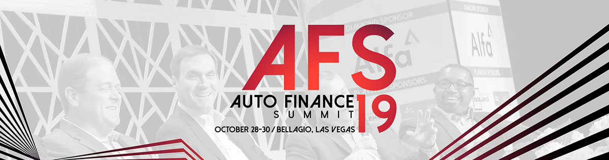Auto Finance Summit 2019
