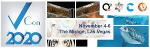 vCon 2020 November 4 to 6 mirage Las Vegas