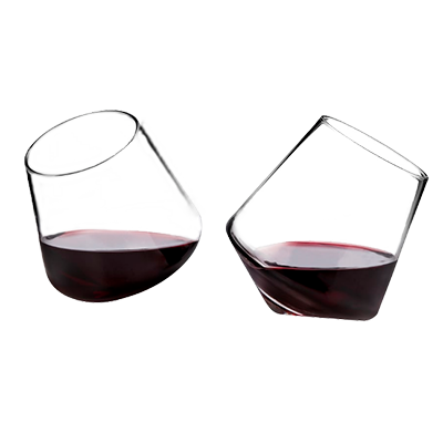 Rolling glasses