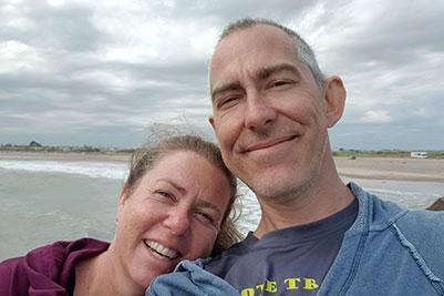 Joe and Amanda Cross