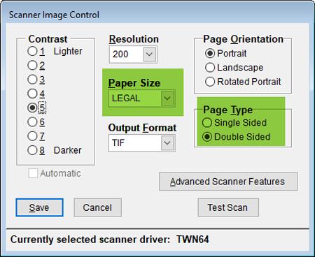 v Media auto detect screen