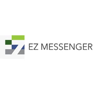 e z messager logo