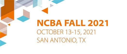 N C B A Fall 2021 logo